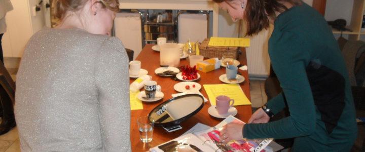 Workshop zelf vormgeven
